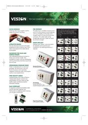 Vision TC2-LT10MCABLES Leaflet