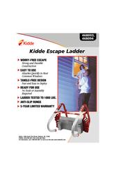 Kidde 468093 Leaflet