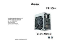 Huntkey CP-350H Leaflet