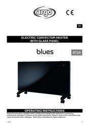 ARGO BLUES User Manual