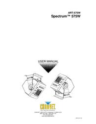 Chauvet Webcam ART-575W User Manual