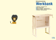Donau M489 Childrens Work Bench M489 Data Sheet