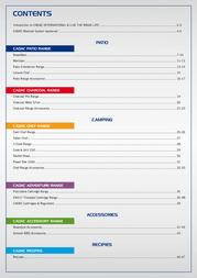 Cadac 8622 User Manual