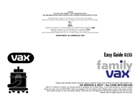 VAX 6155 User Manual