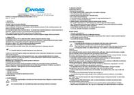 Eurochron Efws 302 X45155 Data Sheet
