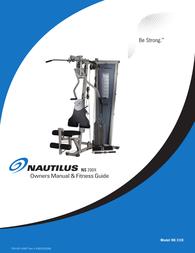 Nautilus ns 200x User Manual