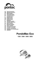 Pontec 50857 Black 50857 User Manual
