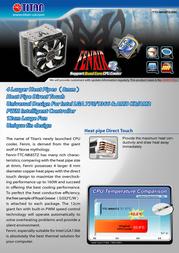 """Titan """"FENRIR"""" TTC-NK85TZ TTC-NK85TZ Leaflet"""