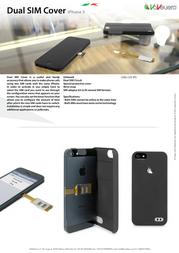 VaVeliero C2S-IP5 Leaflet