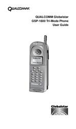 Qualcomm GSP-1600 User Manual
