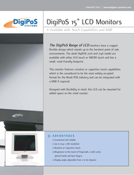 digipos 710a Specification Guide