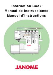 Janome 1100D Professional User Manual