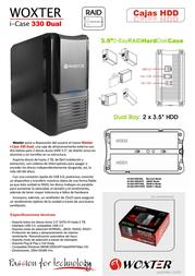 Woxter i-Case 330 Dual CA26-026 产品宣传页