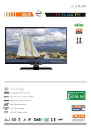 MyTV TLH19 Leaflet