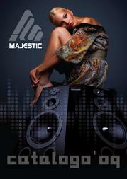 New Majestic DVX 307D User Manual