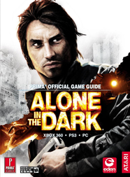Prima Games Alone in the Dark, EN 0761556508 User Manual