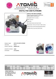 Atomic Accessories PCA.35 Leaflet