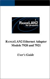 Proxim 7920 User Manual