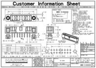 Harwin Grid pitch: 2 mm M80-5100642 Content: 1 pc(s) M80-5100642 Data Sheet