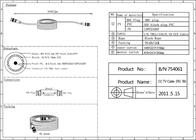 Sygonix BNC video cable, 75 ohm, 30 m 43178Q Specification BNCBNC 43178Q Data Sheet