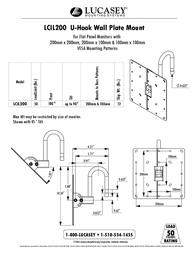 Lucasey LCIL200 Leaflet