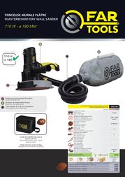 Far Tools DWS 180 Leaflet