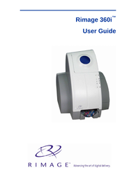 Rimage 360i User Manual