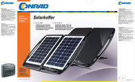 BI Automotive SOLAR-BATTERIESCHUTZ IM KOFFER 35 W TPS- 936N-M Data Sheet