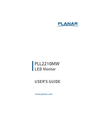 Planar PLL2210MW 997-6404-00 User Manual