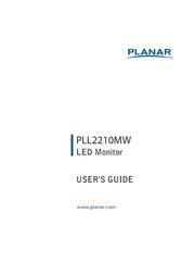 Planar PLL2210MW 997-6404-00 User Manual