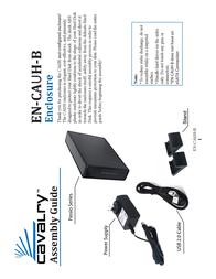 Cavalry CAUH3701T0 User Manual