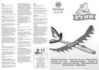 Guenther Flugspiele Günther Flugspiele Hand Glider 1510 Data Sheet