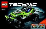 Lego Technic 42027 ACTION WÜSTEN-BUGGY 42027 User Manual