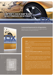 Open-Xchange Express Edition OX-EE-01-STD User Manual