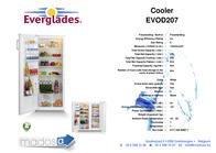 Everglades EVOD207 Leaflet