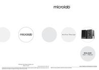 Microlab SOLO4C User Manual