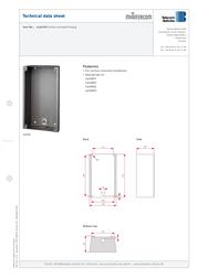 myintercom MYI0100 Product Datasheet