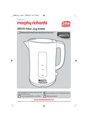 Morphy Richards Water Dispenser KT43960 MUK User Manual
