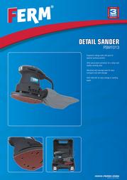 Ferm FDS-220K Leaflet