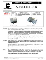 Cannondale MC500 User Manual