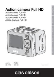 AEE SD18B User Manual
