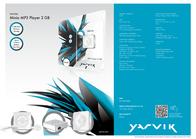 Yarvik PMP008 Leaflet