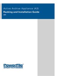 PowerFile A3 User Manual