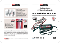 Profi Power Automatic charger 2.913.945 User Manual