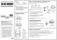 Silex Technology Silex SX-DS-4000U2 USB 2.0 Gigabit high-performance network server SX-DS-4000U2 Leaflet