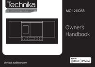 Technika MC-121IDAB User Manual