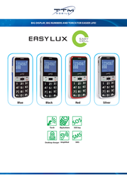 ITT Easy Lux EASY LUX NERO User Manual