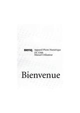 Benq DC E300 User Guide