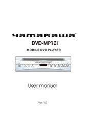 Yamakawa DVD-MP12i User Manual