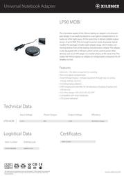 Xilence SPS-XP-LP90.MOBI Leaflet